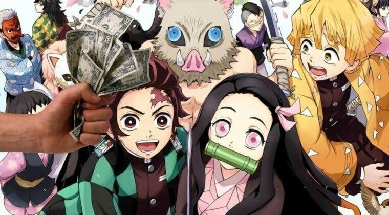 Imagen de Este es el absurdo dinero que Kimetsu no Yaiba ha generado hasta la fecha