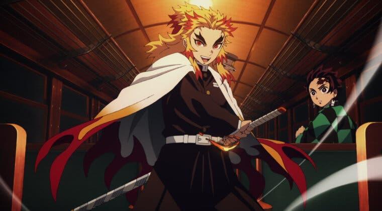 Imagen de El anime de Kimetsu no Yaiba: El Tren Infinito debutó en Japón con increíbles cifras