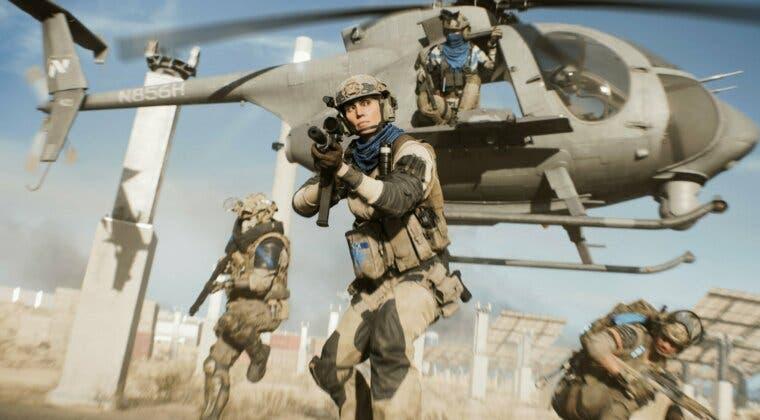 Imagen de ¿Es Hazard Zone un modo battle royale dentro de Battlefield 2042? EA responde