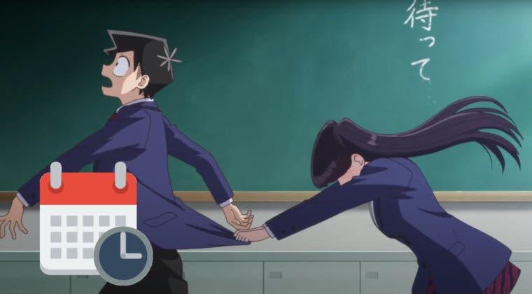 Imagen de Komi Can't Communicate: Horario y dónde ver el episodio 2 del anime
