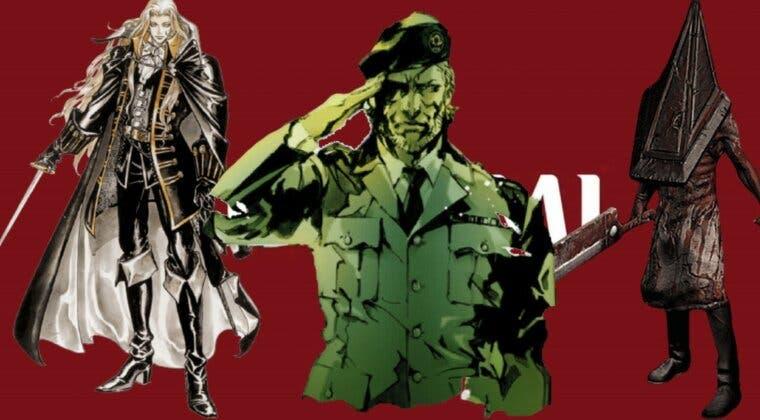 Imagen de Un nuevo Castlevania, un remake de Metal Gear Solid 3 y varios Silent Hill; Konami pone la directa