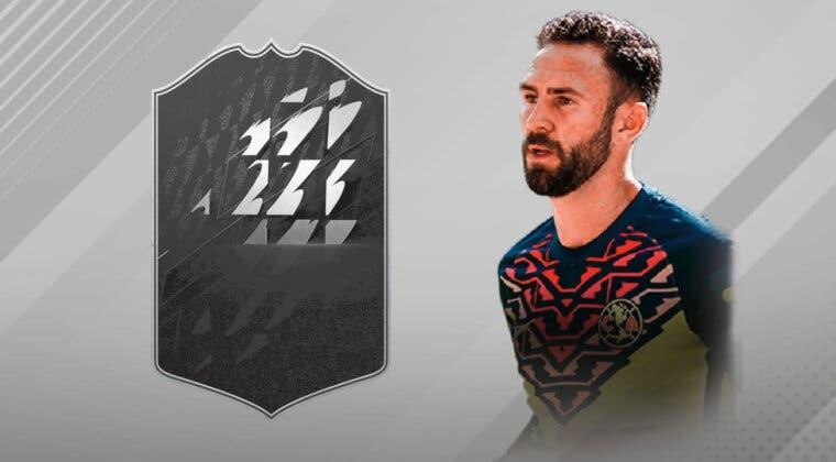 Imagen de FIFA 22: Miguel Layún es el nuevo plata IF gratuito. Cuenta con números sorprendentes y cinco estrellas de pierna mala