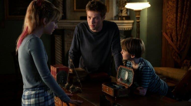 Imagen de Descubre al nuevo villano de Locke and Key en este tráiler de la temporada 2