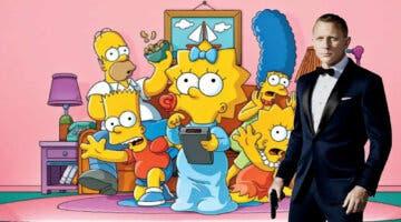 Imagen de Los Simpson y James Bond guardan una característica en común que nunca hubieras imaginado