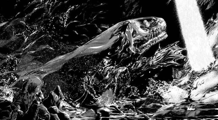 Imagen de Primeras imágenes de The Dunwich Horror, el manga de la obra de H.P. Lovecraft