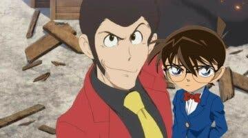 Imagen de El autor de Detective Conan realiza una ilustración por el 50 aniversario de Lupin III