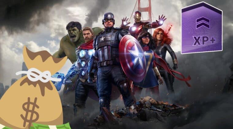 Imagen de Marvel's Avengers recibe la opción de comprar boosts de XP con dinero real y siembra la polémica