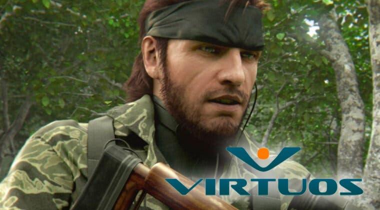 Imagen de Virtuos confirma estar trabajando en un remake AAA; ¿será Metal Gear Solid 3?