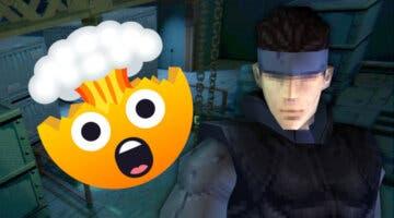 Imagen de He jugado por primera vez a Metal Gear Solid en 2021 y me ha explotado la cabeza