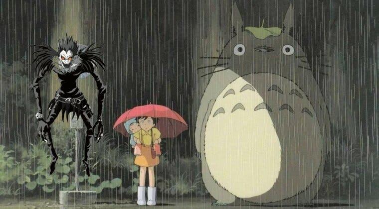 Imagen de La no tan loca teoría sobre Totoro siendo un shinigami que Studio Ghibli tuvo que negar