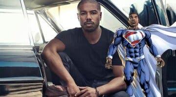 Imagen de El proyecto de Superman de Michael B. Jordan será una serie, y ya tiene guionistas