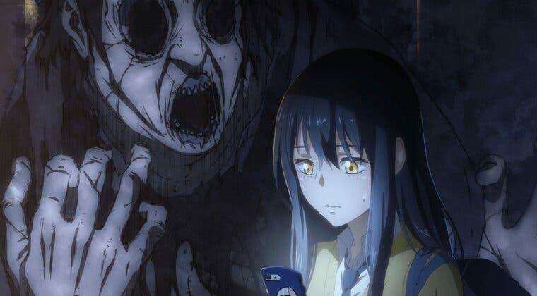 Imagen de El anime de terror Mieruko-chan confirma su número de episodios