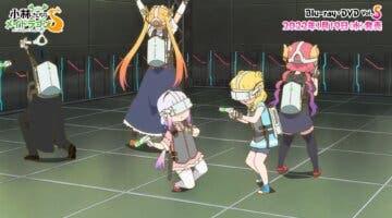 Imagen de Miss Kobayashi's Dragon Maid S muestra el tráiler de su episodio extra y fecha su estreno