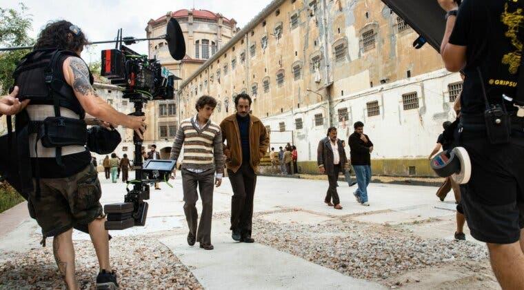 Imagen de Modelo 77, la nueva película de Alberto Rodríguez, termina su rodaje y muestra sus primeras imágenes