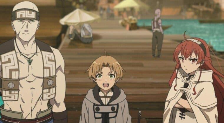 Imagen de Mushoku Tensei: Jobless Reincarnation - Parte 2: Horario y dónde ver el episodio 1
