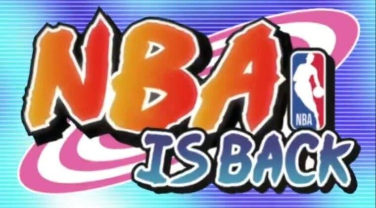 Imagen de La NBA es Naruto; crean un 'opening' por el regreso de la liga de baloncesto