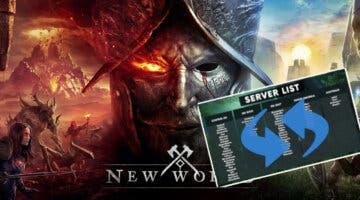 Imagen de New World: cómo cambiar tu personaje de servidor siguiendo estos pasos