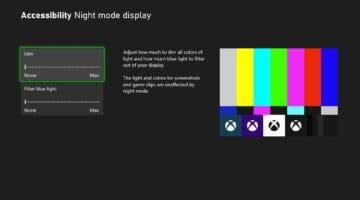 Imagen de Xbox Series X|S recibe una nueva actualización del sistema: 4K y Modo Noche