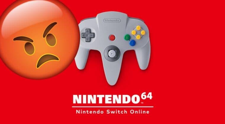 Imagen de Los juegos de Nintendo 64 y Meda Drive llegan hoy a Switch; y levantan muchas quejas por esto
