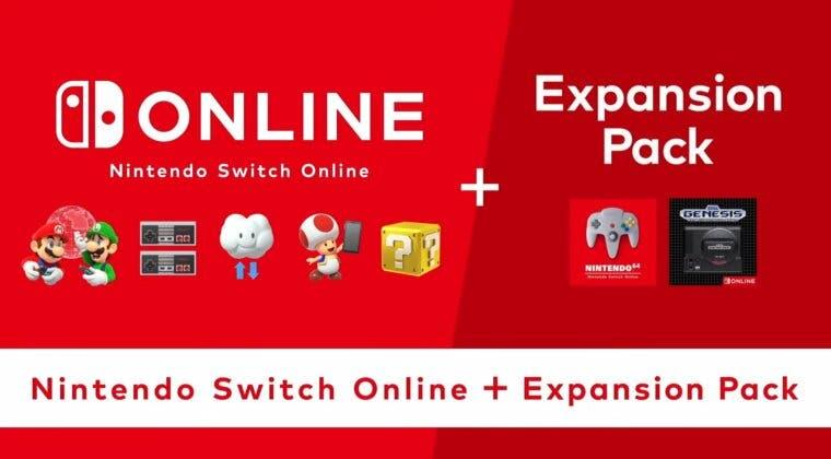 Imagen de Nintendo Switch Online + Paquete de expansión revela su precio y fecha oficial