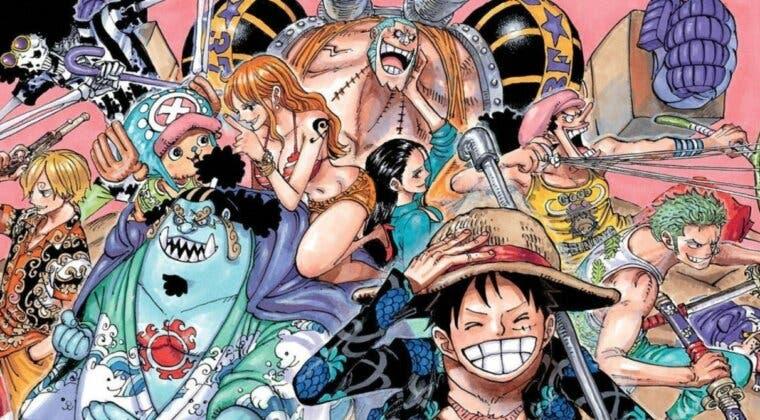 Imagen de One Piece revela el título oficial del capítulo 1000 del anime