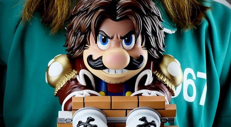 Imagen de ¿Mario o Gol D. Roger? Así es la figura que fusiona a One Piece con Nintendo