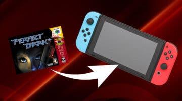 Imagen de ¿Perfect Dark en Nintendo Switch? Apunta a llegar al pack de Nintendo 64 muy pronto, según insider