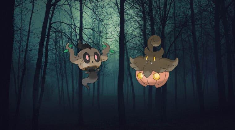 Imagen de Guía del evento de Halloween 2021 de Pokémon GO (Parte 2): Phantump, Pumpkaboo, etc.