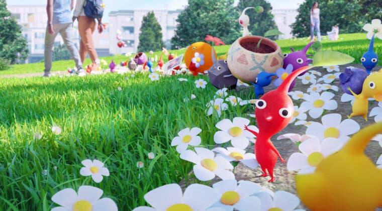 Imagen de Pikmin Bloom, de los creadores de Pokémon GO, deja nuevos detalles y se lanza en algunos países