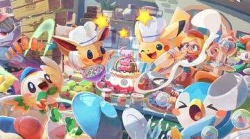 Imagen de Pokémon Café Remix, ya disponible en Nintendo Switch, iOS y Android