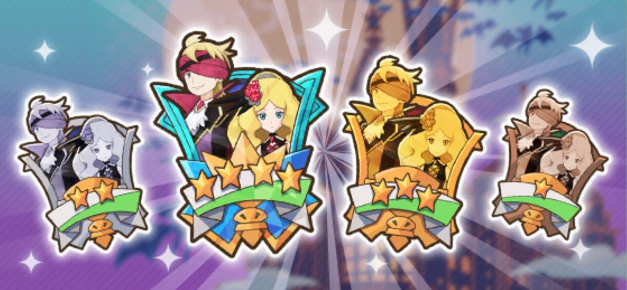 Pokemon Masters EX emblema Morti Catleya