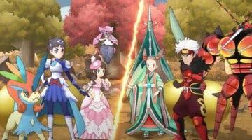 Imagen de Pokémon Masters EX presenta los eventos de trajes especiales y otras novedades