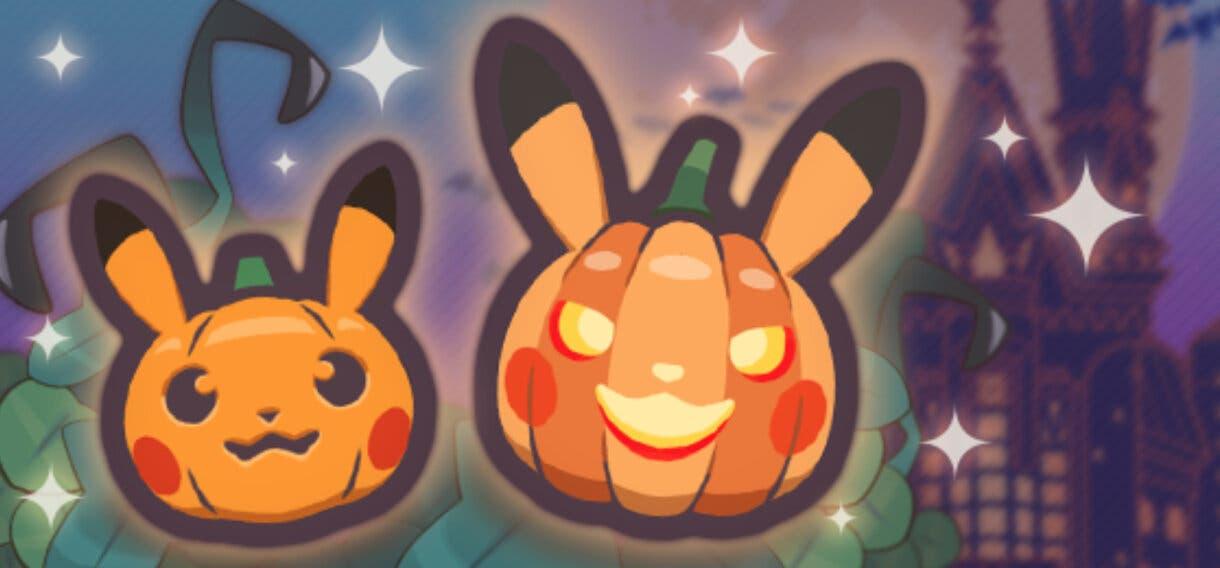 Pokemon Masters EX Faroles y Farolillos Halloween 2021