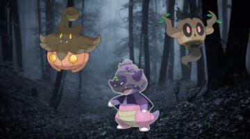 Imagen de Así será Halloween 2021 en Pokémon GO: Slowking de Galar, Pumpkaboo, Phantump, etc.