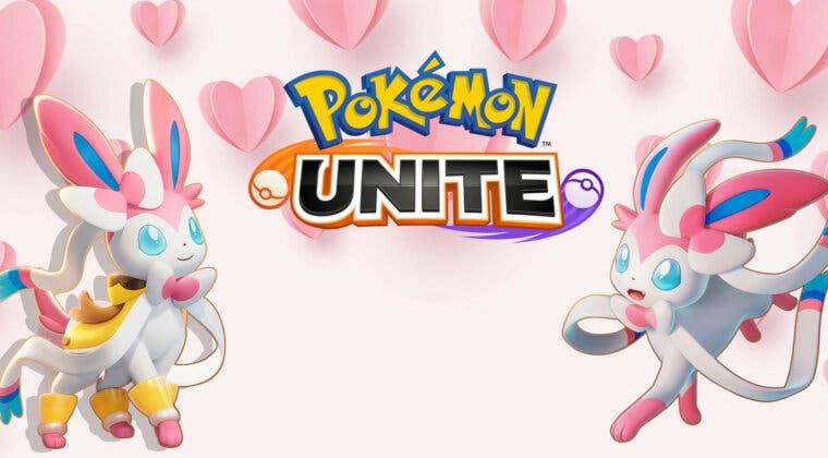 Imagen de Sylveon ya está disponible en Pokémon UNITE: Estos son todos sus detalles
