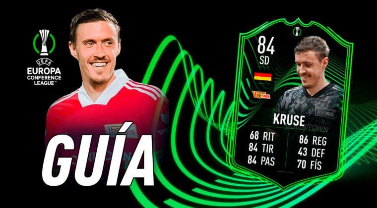Imagen de FIFA 22: guía para conseguir a Max Kruse RTTK gratuito