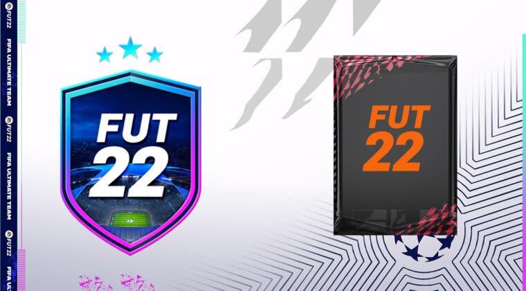 """Imagen de FIFA 22: ¿Merece la pena el SBC """"Desafío de novato"""" 15-10-2021? + Solución"""