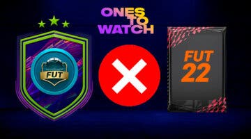 Imagen de FIFA 22: No hagáis este SBC de Ultimate Team