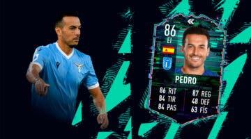 Imagen de FIFA 22: ¿Merece la pena Pedro Rodríguez Flashback? + Solución del SBC