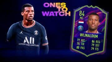Imagen de FIFA 22: ¿Merece la pena Georginio Wijnaldum Ones to Watch? + Solución del SBC (OTW)
