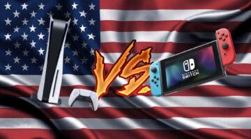 Imagen de PS5 supera en ventas a Nintendo Switch en Estados Unidos por primera vez en 33 meses
