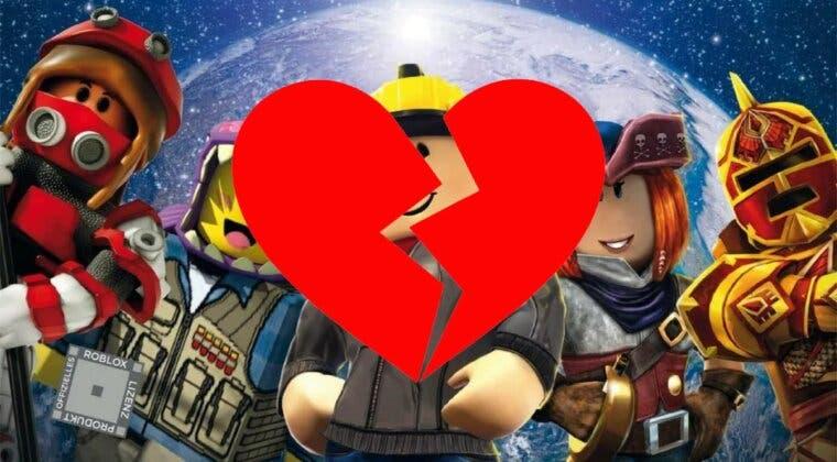 Imagen de Roblox dice 'no' al romance; prohíbe animaciones de besos, darse la mano y más