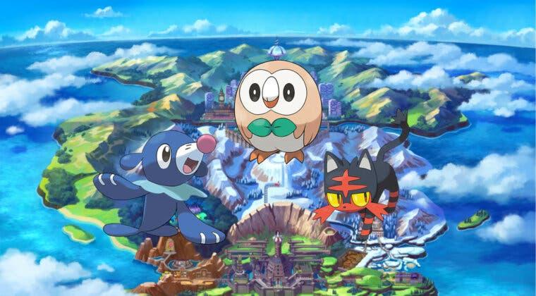 Imagen de Pokémon Espada y Escudo reciben un evento de Rowlet, Litten y Popplio
