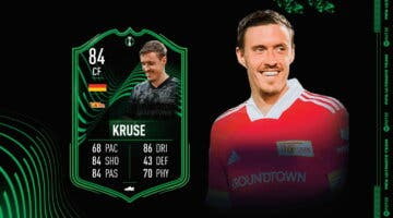 Imagen de FIFA 22: análisis de Max Kruse RTTK gratuito. ¿Un atacante interesante?