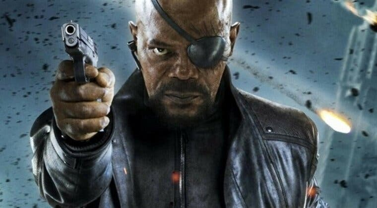 Imagen de Secret Invasion: Samuel L. Jackson anuncia el inicio del rodaje con esta curiosa foto
