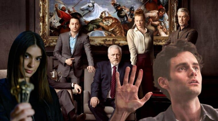 Imagen de Las 5 series que no te puedes perder en Netflix, Disney Plus, Amazon y HBO en octubre de 2021