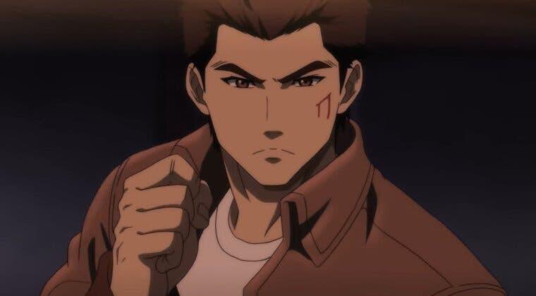 Imagen de El anime de Shenmue se muestra en su primer tráiler y concreta estreno