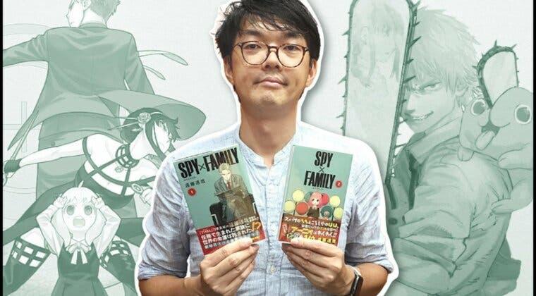 Imagen de El editor de Chainsaw Man, Dandadan y más éxitos revela sus mangas favoritos
