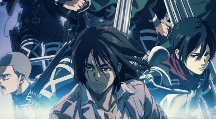 Imagen de Shingeki no Kyojin publica un nuevo tráiler con motivo de su volumen final de manga