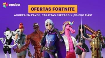 Imagen de Las mejores ofertas de Fortnite de octubre más sorteazo en Eneba